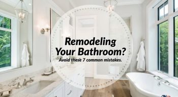Remodeling your Bathrom